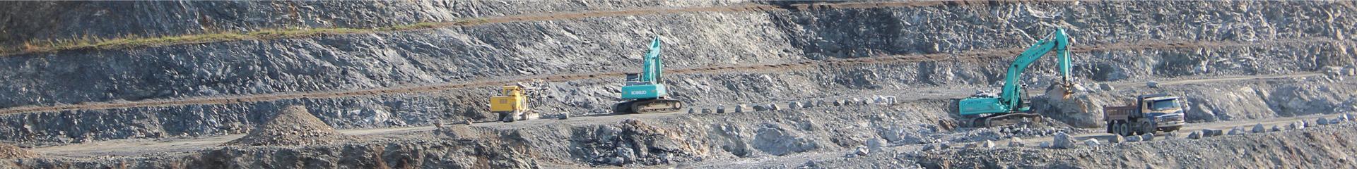 採石・砕石事業