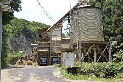 波多津砕石工場